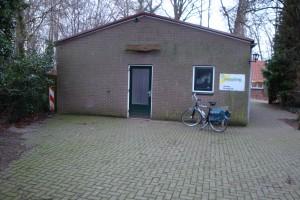 voorzijde clubgebouw Scouting Ulft