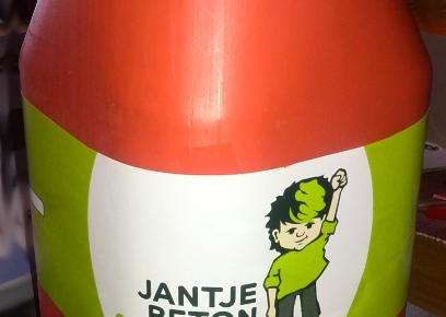 Jantje Beton collecte 2014