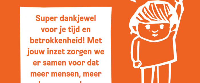 Jantje Beton collecte 2018